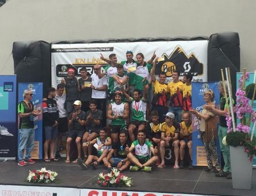 Selección de Castilla y León para el Campeonato de España de Carreras por Montaña