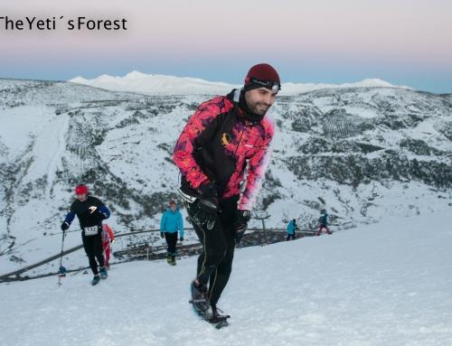 Leitariegos acoge el Campeonato de Castilla y León de Snow Cross