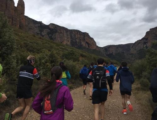 Jerte, punto de encuentro del CTD de Carreras por Montaña