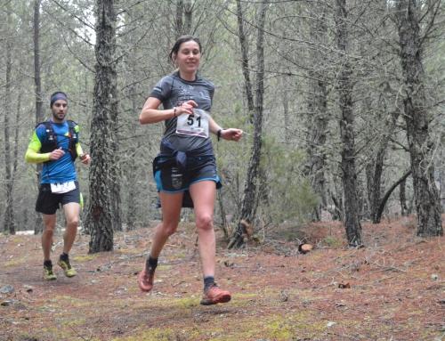Alma de las Heras: «La experiencia te aporta más sangre fría en carrera»