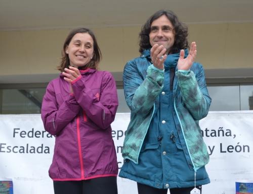 Luis Ángel Tejedor y Alma de las Heras se visten de líderes en el Arganza Trail