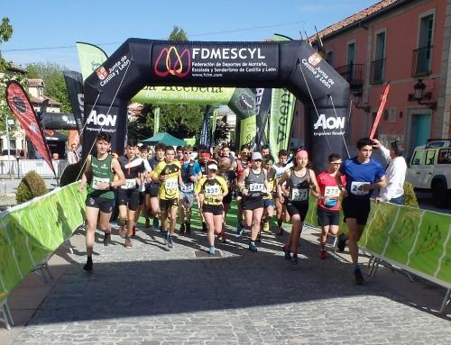 La Granja encumbra a los mejores júniors y cadetes de Castilla y León